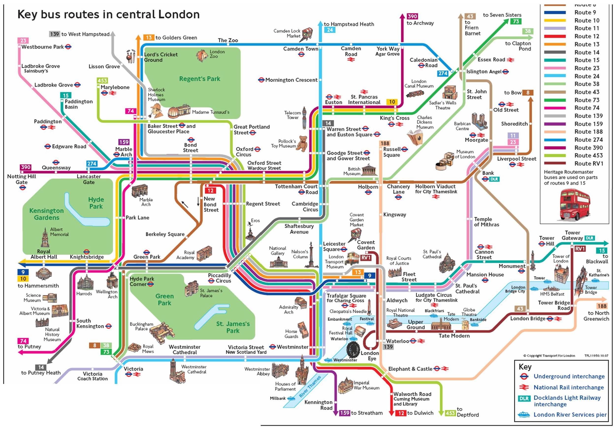 Xarths Metro Toy Londinoy Ekdotikh Fwtografia Eikona Apo Basileio